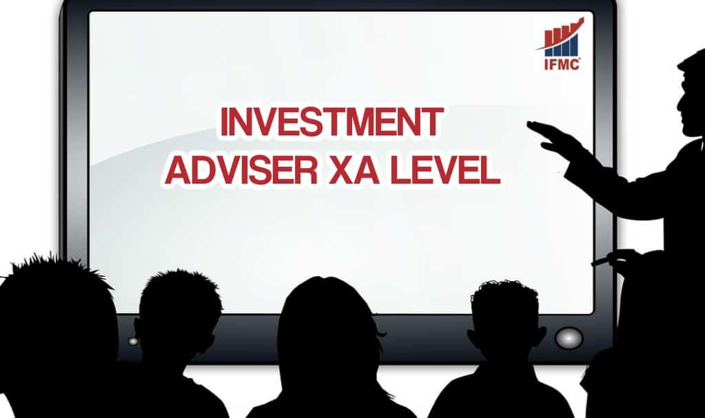 INVESTMENT ADVISER XA LEVEL
