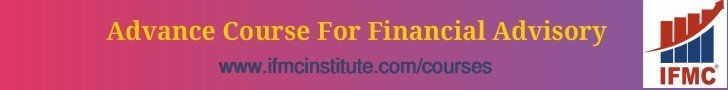 Advance course for financial advisory