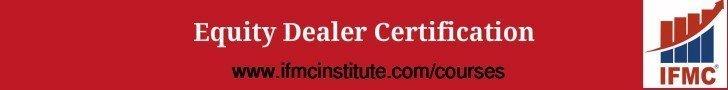 Equity dealer certification