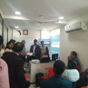 Inauguration Reliance Securities Trading Lab Program