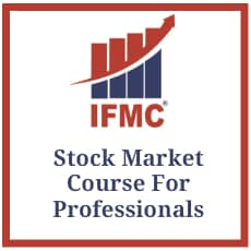 Stock Market Course for Professionals By IFMC Institute Delhi