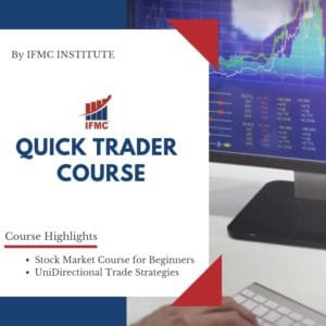 Quick Trader Course Online- IFMC Institute. New Delhi