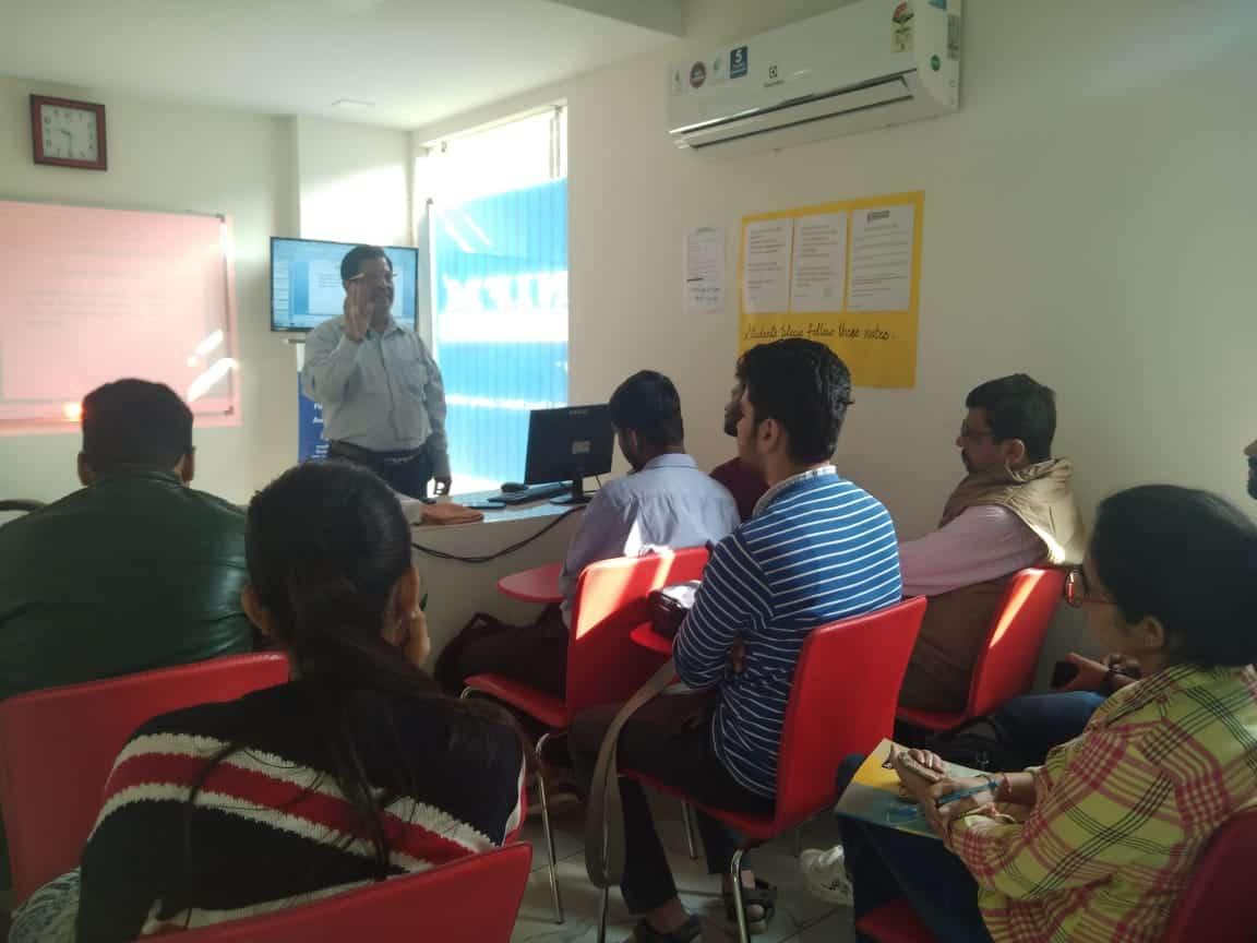 IFMC Conducted An Awareness Workshop By Sebi - IFMC Institute Lajpat Nagar New Delhi