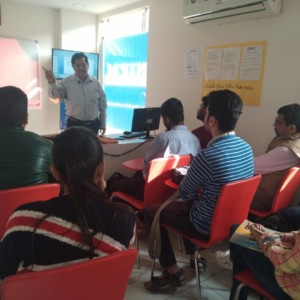IFMC Conducted An Awareness Workshop By Sebi Resource Person Mr SK Anand- ifmc institute lajpat nagar