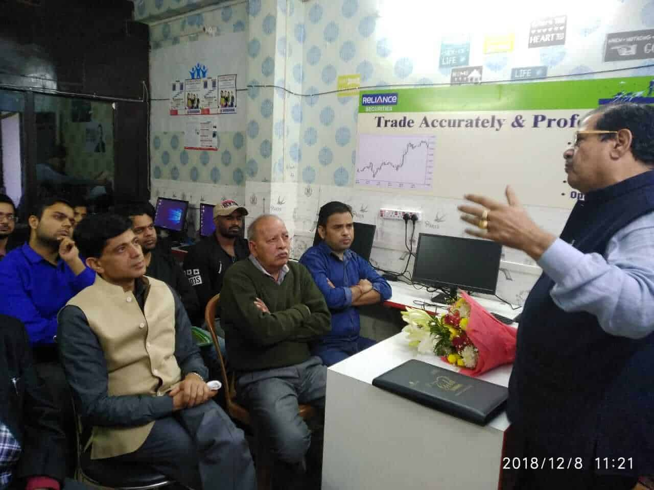 Laxmi Nagar Branch Inauguration & Workshop by SEBI Resource Person MR S.K Anand (10)