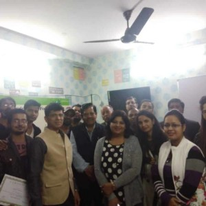 Laxmi Nagar Branch Inauguration & Workshop by SEBI Resource Person MR S.K Anand (2)