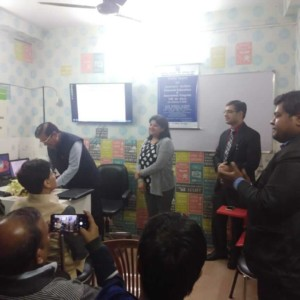 Laxmi Nagar Branch Inauguration & Workshop by SEBI Resource Person MR S.K Anand (3)