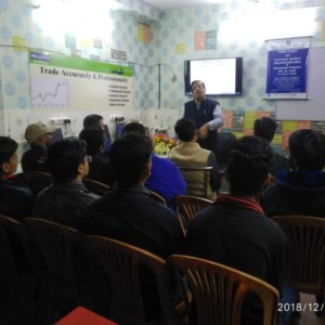 Laxmi Nagar Branch Inauguration & Workshop by SEBI Resource Person MR S.K Anand (4)