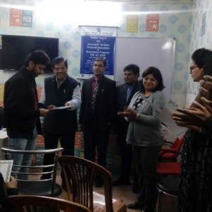 Laxmi Nagar Branch Inauguration & Workshop by SEBI Resource Person MR S.K Anand (9)