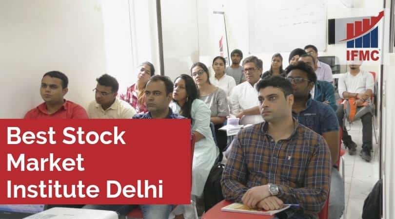 Best Stock Market Institute Delhi
