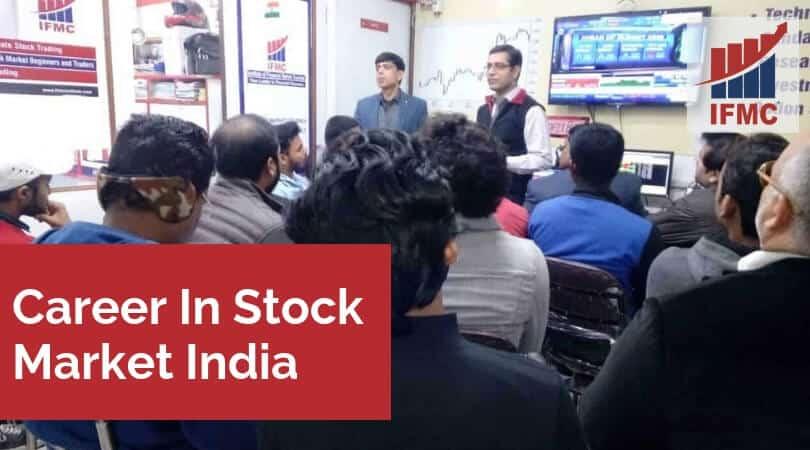 Career in Stock Market India