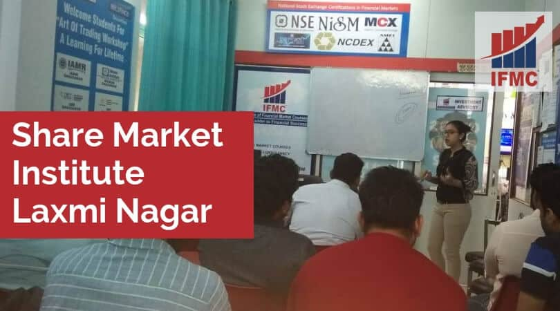 Share Market Institute Laxmi Nagar