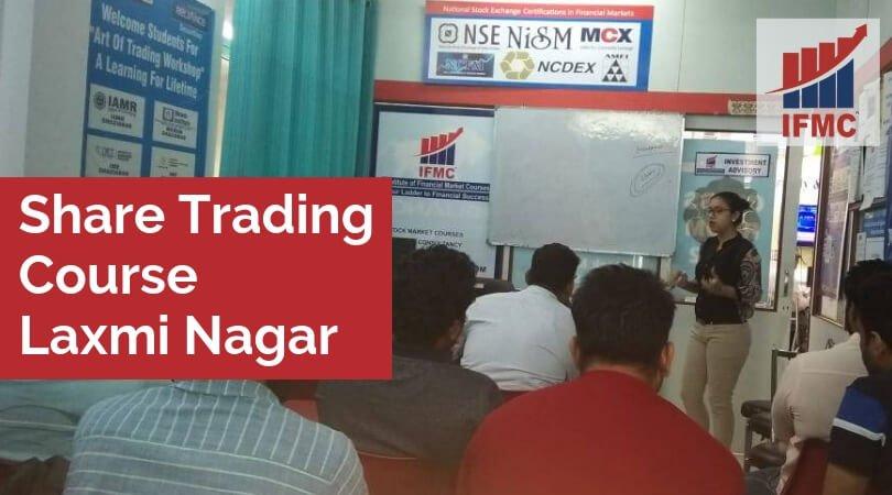 Share Trading Course Laxmi Nagar