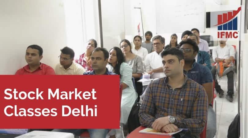Stock Market Classes Delhi