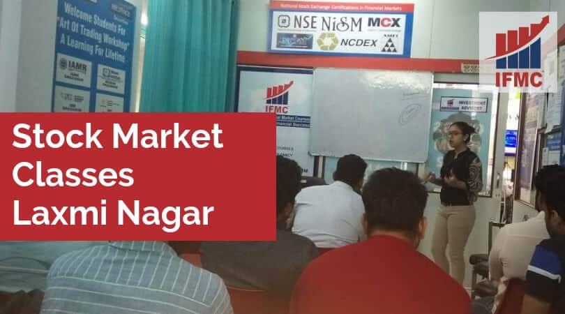 Stock Market Classes Laxmi Nagar