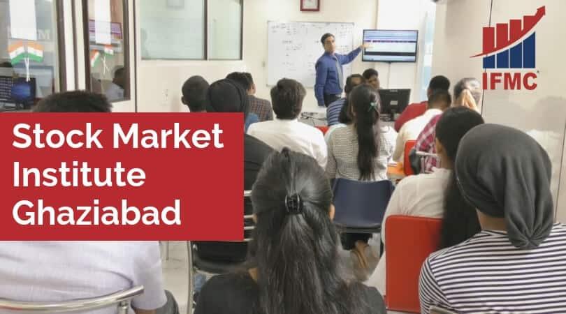 Stock Market Institute Ghaziabad