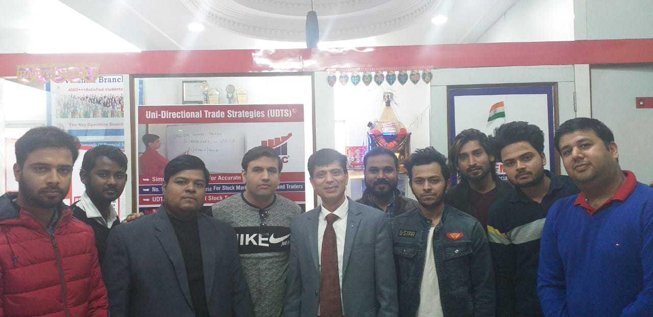 UDTS Session at Lajpat Nagar - Stock Market Institute New Delhi