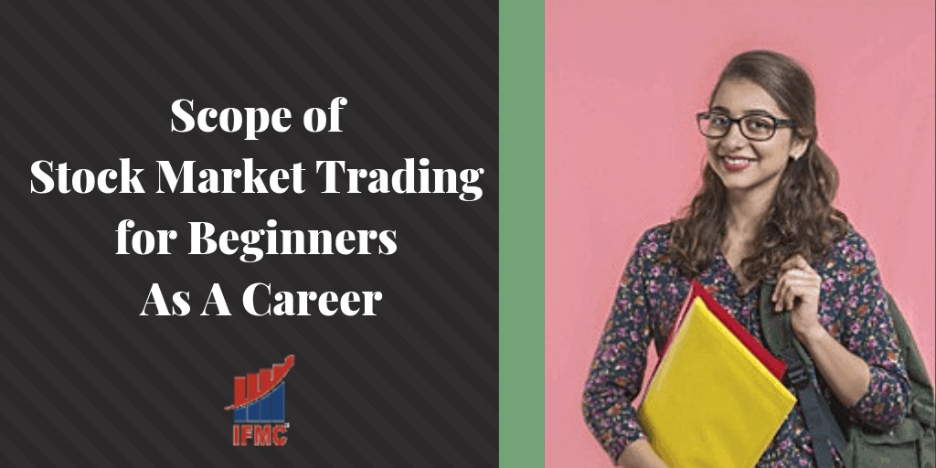 stock market trading beginners career