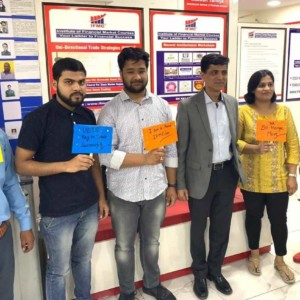 winners of udts live trading session at ifmc institute