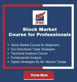 Best Stock Market Course for Professionals Delhi - IFMC Institute