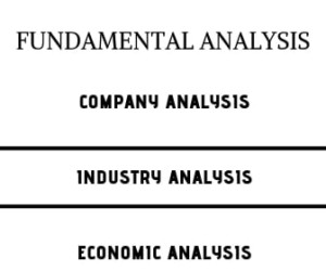 Fundamental Analysis types