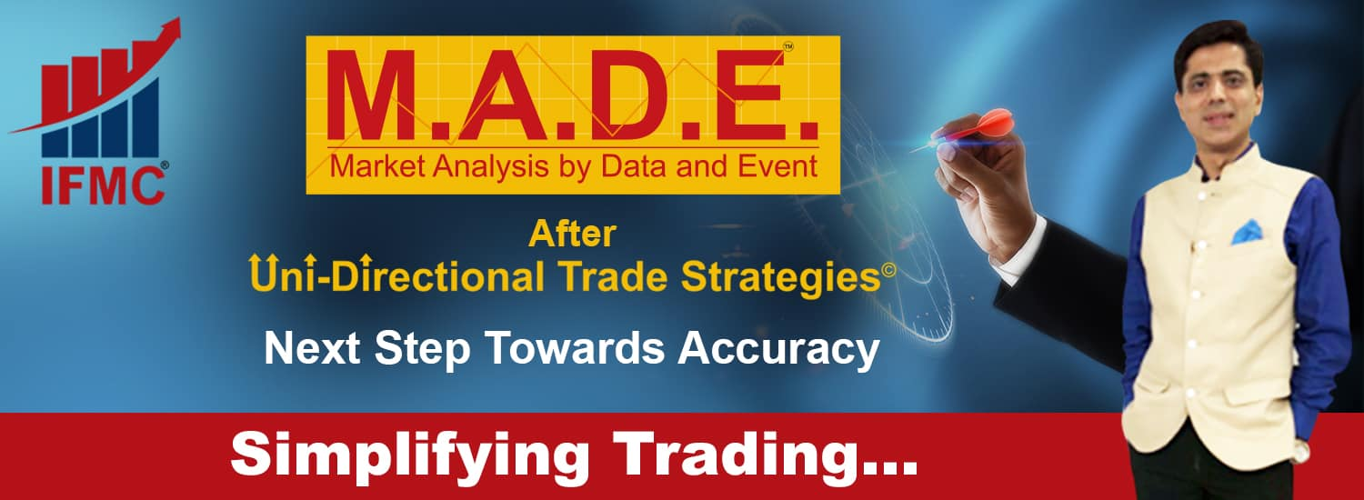 Market Analysis by Data and Event (M.A.D.E) Course IFMC