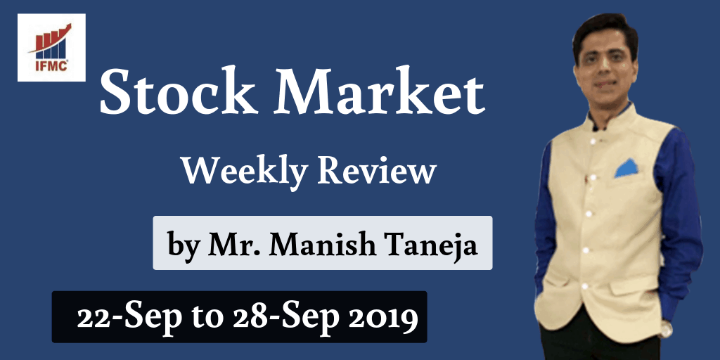 Stock Market Weekly Preview 22 – 28 September 2019