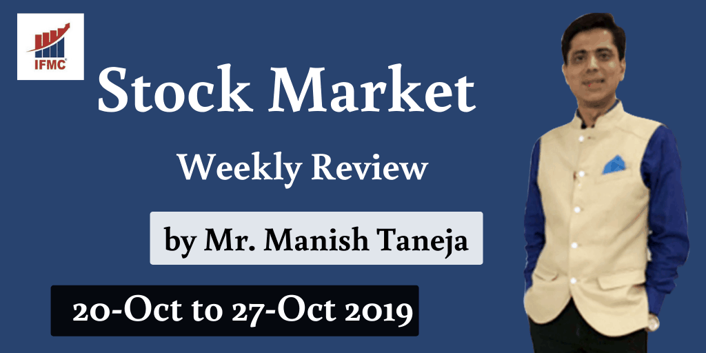 Stock Market Weekly Preview 20 to 27 October 2019