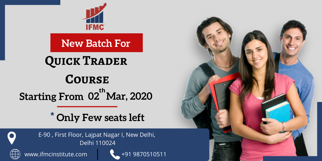Quick trader 2 march lajpat nagar