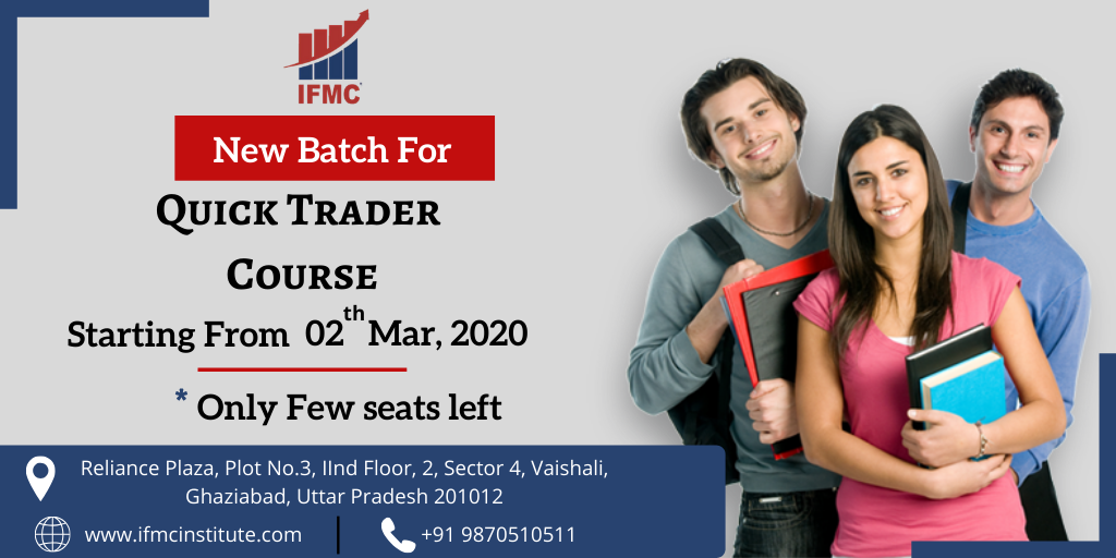 quick trader 2 march vaishali