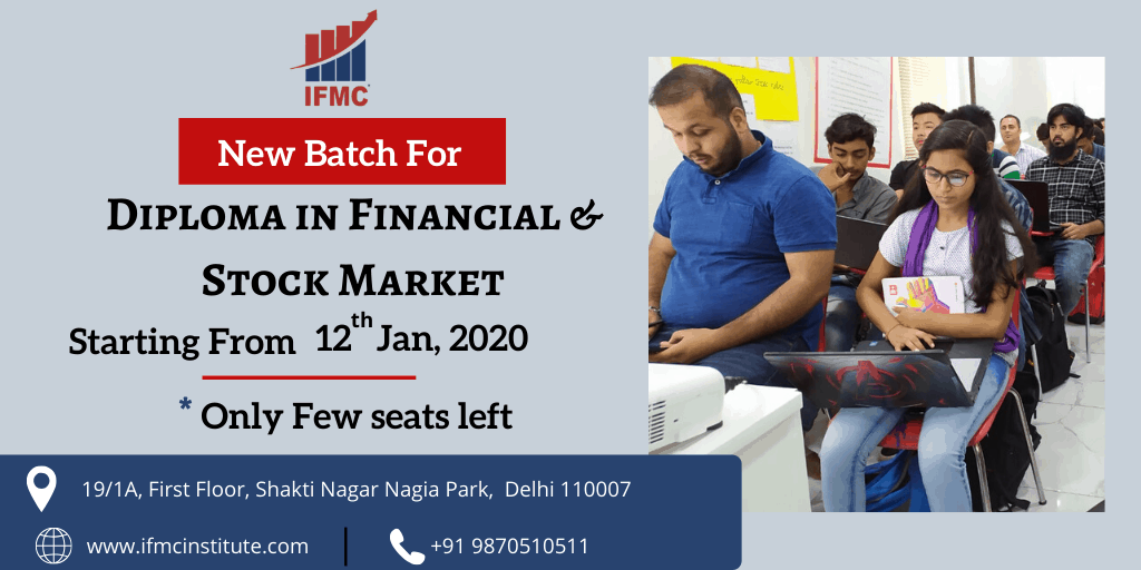 diploma in financial & stock market 12 jan north campus