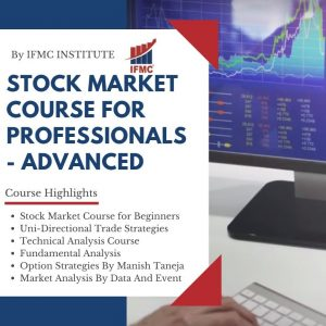 Buy Stock Market Course for Professionals Advanced - SMP Advanced