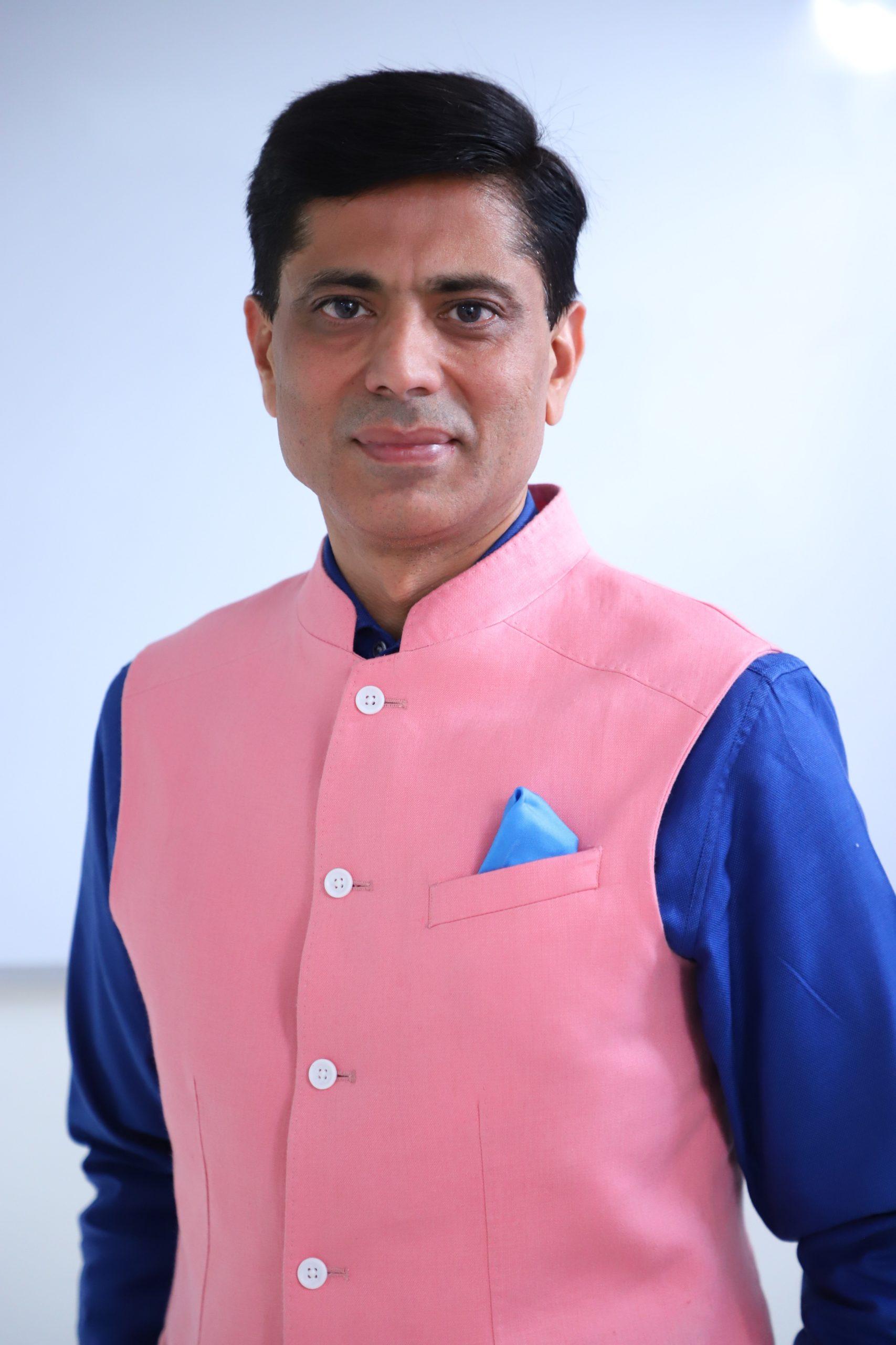 Mr. Manish Taneja Sir