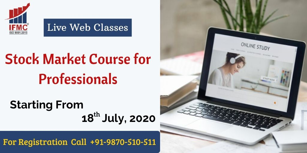 Stock Market Course Professionals online classes