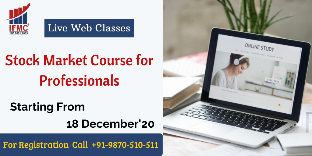 Stock Market professionals webinar 27 december