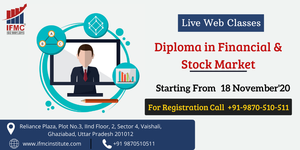 diploma in financial and stock market webinar 18 november
