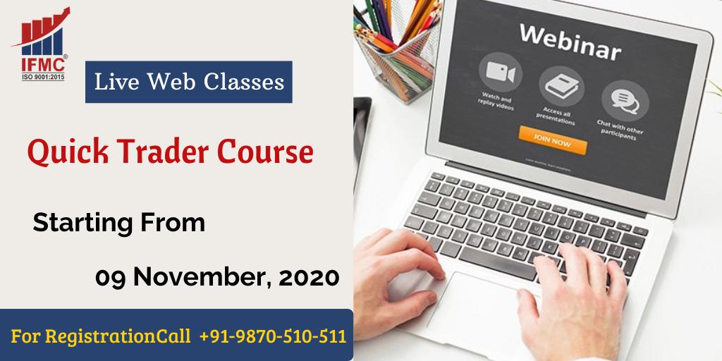 quick trader course webinar 9 november