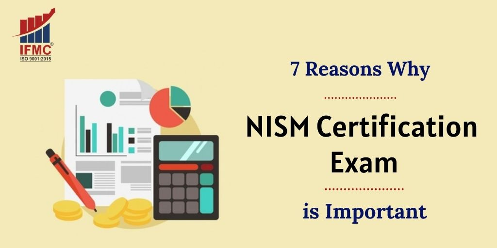 NISM Certification Exam importance