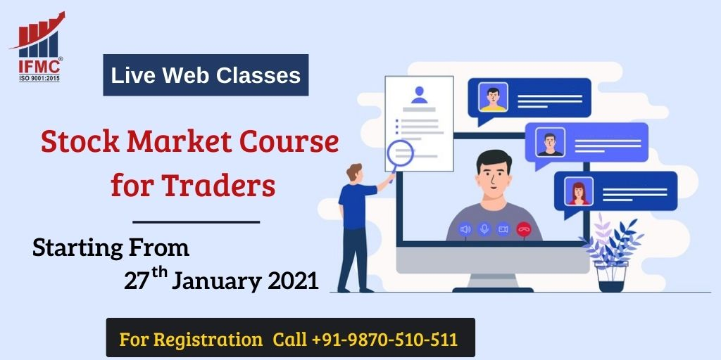 stock market course for traders webinar 27 january