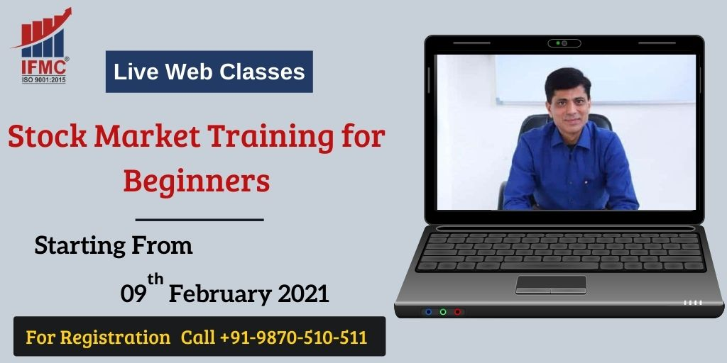 stock market training for beginners webinar 9 february