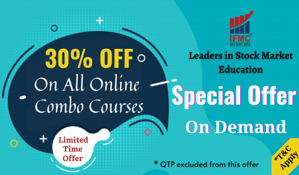 30% off all combo Courses